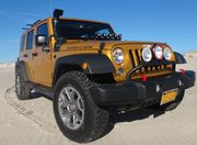 2014 Jeep WranglerUnlimited Rubicon X Fully Loaded  Utility 4-Door