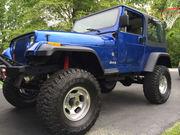 1994 Jeep Wrangler 600 miles