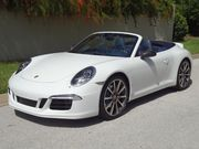 2014 Porsche 911 Carrera S Convertible 2-Door