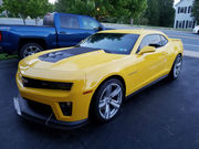 2012 Chevrolet Camaro ZL1 Coupe 2-Door